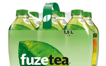 Coca-Cola launcht Marke Fuzetea in Europa