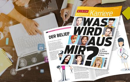 """""""Karriere"""": Aufstiegshilfe für die Karriereleiter"""
