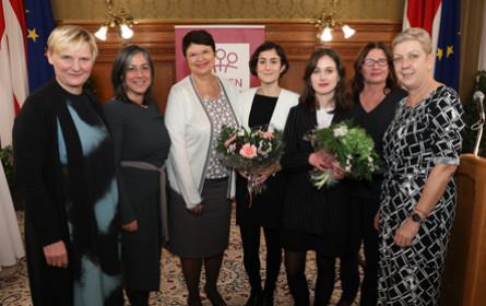 7. Wiener Journalistinnenpreis geht an Solmaz Khorsand