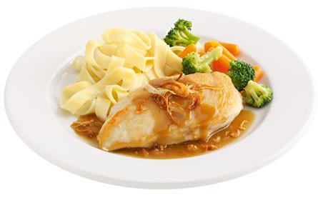 Gourmet-Speisen fünf Mal mit Gold ausgezeichnet