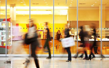 Einzelhandel im Dezember mit leichtem realen Minus
