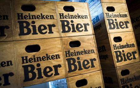 Heineken-Aktionäre wegen Bilanz in Katerstimmung