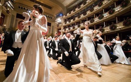 Opernball sahen bis zu 1,408 Millionen in ORF 2