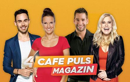 """Puls 4 startet am 5. März mit """"Cafe Puls – Das Magazin"""""""