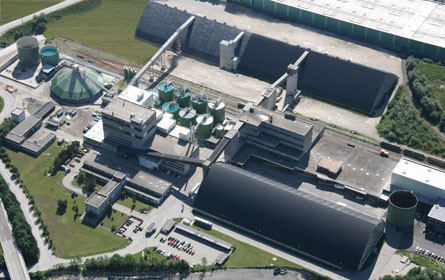 Salinen Austria: Salzfabrik in Kroatien besucht