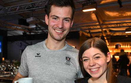 Olympische Athleten werden von café+co versorgt