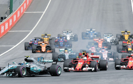 Formel 1 plant eigenen Pay-TV-Livestream