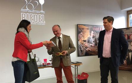 VÖW Event Academy: Glasklare Einblicke bei Riedel