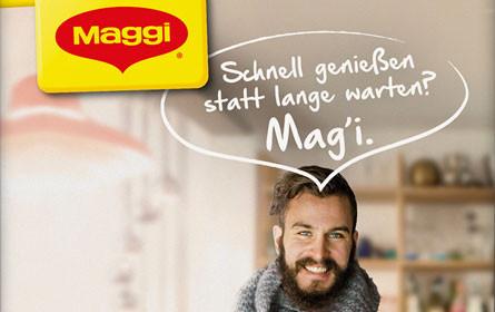 Maggi mit neuer Kampagne von Fessler