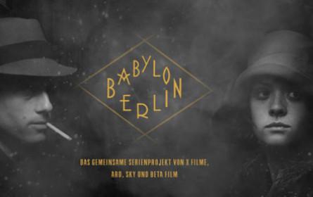 """""""Babylon Berlin"""" mit dem Grimme-Preis 2018 ausgezeichnet"""