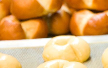 Bäckereien großteils mit heimischen Eiern