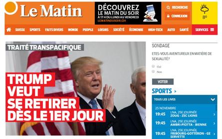 """""""Heute""""-Teilhaberin Tamedia stellt Schweizer Onlinezeitung ein"""