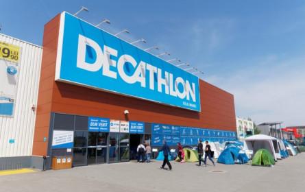 Sportdiskonter Decathlon kommt mit 80% Eigenmarken