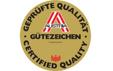 Neuer Austria Gütezeichen Guide