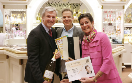 "LuxuryTravel.at ehrt den ""Ambassador of the Year 2018"""