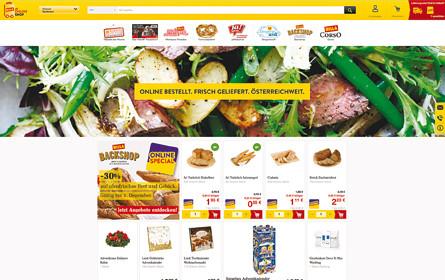 Der Markt für Online-Lebensmittelhandel wächst