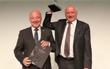 Samson Druck ist Salzburgs Unternehmen des Jahres