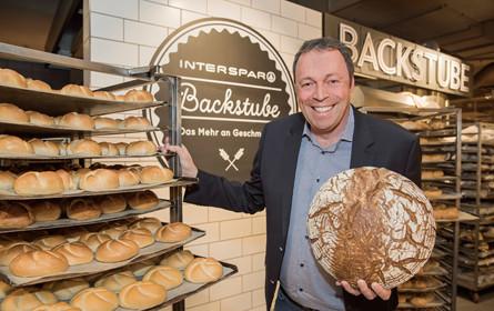 Goldregen für die Interspar-Bäckerei