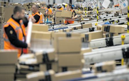 Amazon sorgt für 46 Prozent der Online-Umsätze