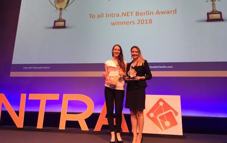 Auszeichnung für RHI Magnesita's kollaborative Mitarbeiter-App