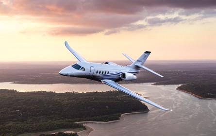Keine Höhenflüge für Privatjets