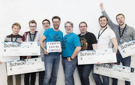 Der Top-Event der Coding Community