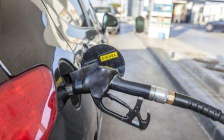 Diesel-Absatz rückläufig
