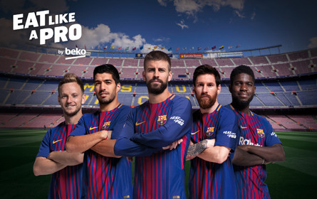 FC Barcelona: Eat like a Pro