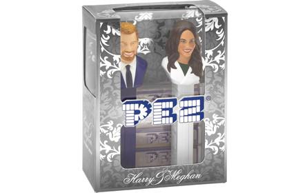 Pez bringt Harry&Meghan für Sammler