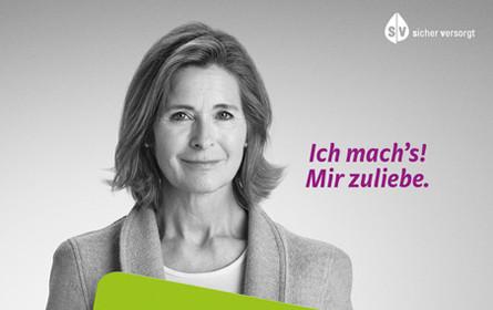 Fessler konzipiert erneut die Kampagne des Österreichischen Brustkrebs-Früherkennungsprogramms.