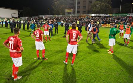 Fußball: Neue 2. Liga künftig auf Laola1 und ORF zu sehen