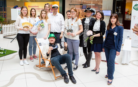 "Pop-up-Ausflugsziele in ""The Mall"""