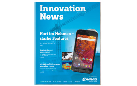 Online-Magazin Innovation News erschienen