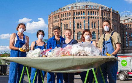 "Start der neuen Staffel von ""Wastecooking"" am 22. Mai in ORF eins"