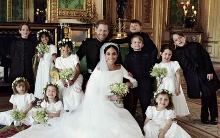 Royale Hochzeit - ORF-Live-Übertragung erreichte 922.000 Zuseher