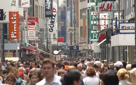 Heimischer Einzelhandel erwartet drei Prozent Plus