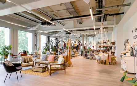 """Woman"" eröffnet Pop-up-Concept Store im Post am Rochus"