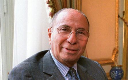 Rüstungs- und Medienunternehmer Serge Dassault ist tot