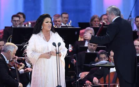 15. Sommernachtskonzert: ORF vermeldet Rekordzahl an Zusehern