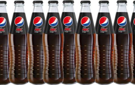 Pepsi Max zeigt in der Gastro auf