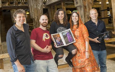 FH Salzburg: Junge Kreative feiern die Kunst der Idee
