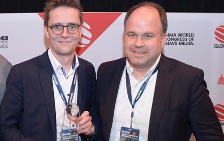Fünf Russmedia Digital-Projekte ausgezeichnet