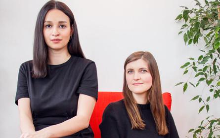 Karina Grünauer und Gerlinde Giesinger verstärken Himmelhoch PR