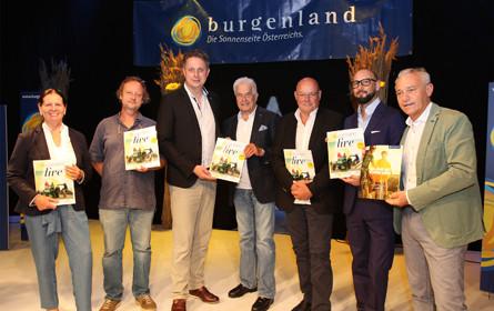 """Präsentation des Magazins """"Burgenland live"""""""