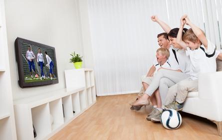 Fußball WM: Live-Updates am TV-Gerät