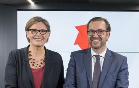 Clemens Pig und Karin Thiller an der APA-Konzernspitze bis 2022 bestätigt