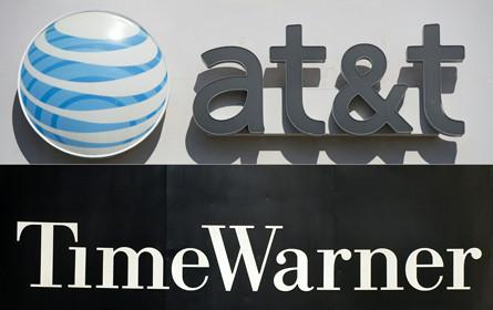 AT&T schließt Milliarden-Kauf von Time Warner ab