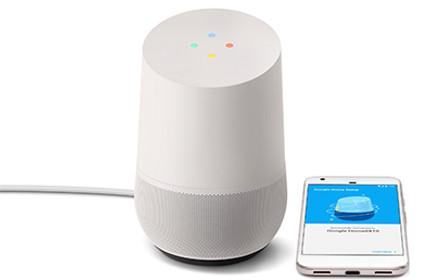 """""""Google Home"""" soll jetzt auch österreichische Wohnzimmer erobern"""