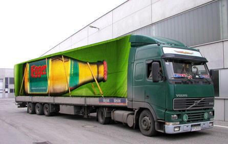 Egger startet Bier-Export nach Russland
