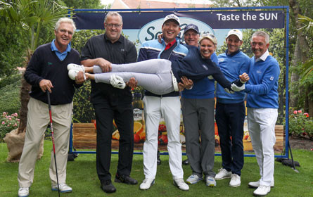 SanLucar: Charity Golf-Turnier feiert Geburtstag